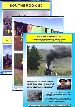 Southbrook 50 + Steam Traction + Packets Special Offer